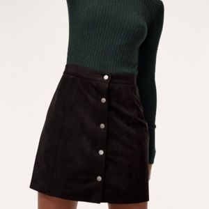 H&M Black Skirt - Size US 4